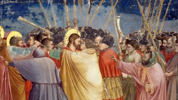 Le Christ vendu par Judas (Giotto) – Wikimedia Commons