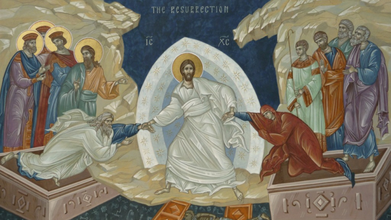 On the Lord's resurrection by St. Leo the Great