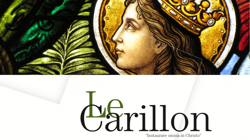 Carillon FSSPX Canada