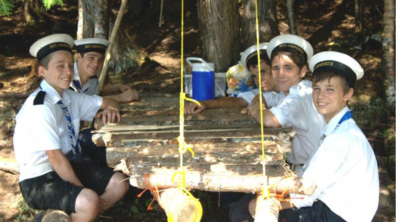 Scouts de l'École Sainte-Famille - Lévis