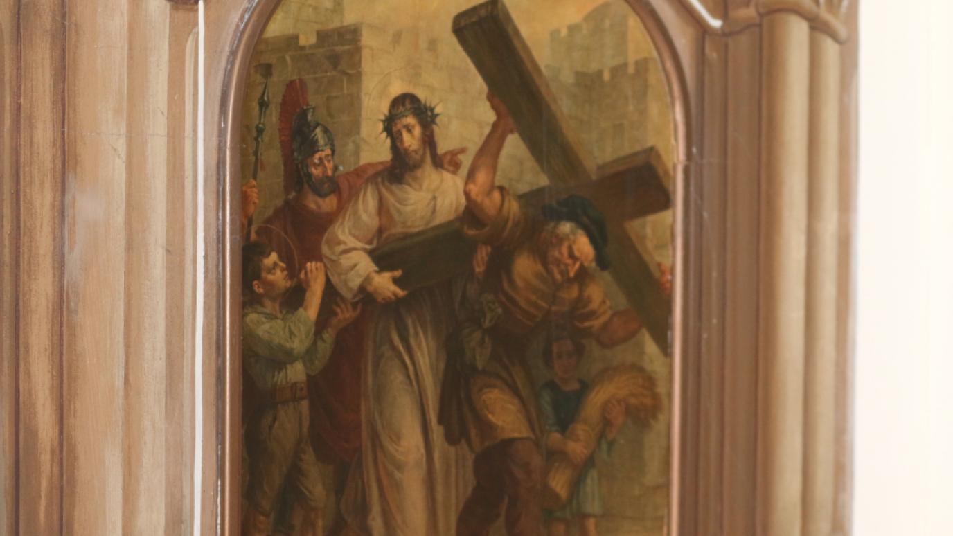 Chemin de Croix - Saint Césaire